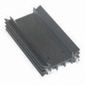 China Heatsink for Vertical Board Mounting, Made of Aluminum 6063-T5 Material, Measures 35 x 64 x 13mm