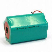 NiMH Rechargeable Battery Pack from China (mainland)