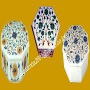 Wholesale Marble Inlay boxes, Marble Inlay boxes Wholesalers