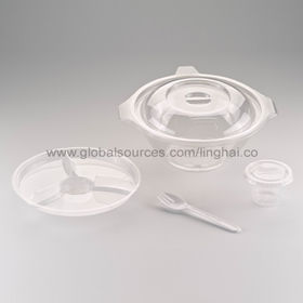 Disposable Food Containers from China (mainland)