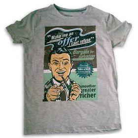 Men's T-shirt from China (mainland)