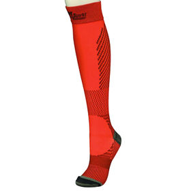 Athletic Compression Socks with Graduated Compression and Special Knitting Cushion Pad