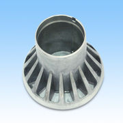 Die-casting Part with Aluminum Material, Using for Electric Motor Part, with RoHS Mark from HLC Metal Parts Ltd
