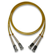 China D4 Patch Cord, Made of PVC and Plenum, Available with Diameter of 1.8 to 3.0mm