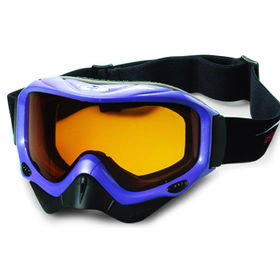 Anti-fog Ski Goggles, Nose Mask Available