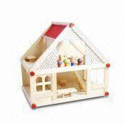 Wooden Toy Doll House Yunhe Hellotoy Manufacturing Co. Ltd