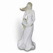 Glaze Figurine, Made of Porcelain Material, Gift for Mother's Day, Available in Various Designs
