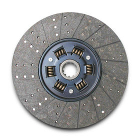 China Clutch Disc, Ideal for Trucks and Buses, Various Types are Available