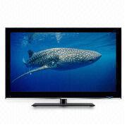 China 550cd/m² 42-inch Home HD LCD LED TV with DVB-T, ATSC, ISDB-T and Optional Analog Feature