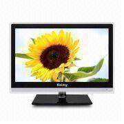 LCD TV 22-inch Home FHD LCD TV with DVB-T, ATSC, ISDB-T and Analog TV