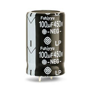 Aluminum Electrolytic Capacitor from Taiwan