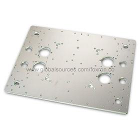 CNC Milled Aluminum Base Panel from China (mainland)
