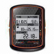 GPS Cycle Computer from Taiwan
