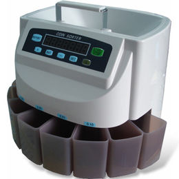 Automatic Coin Sorter from China (mainland)
