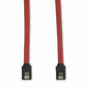 ATA/SATA Cables with Metal Fastener and 8-pin Wire, Supports Speed of up to 150Mbps from AVO Technology Limited