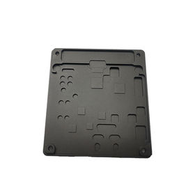 Machined Aluminum End-plate from China (mainland)