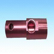 CNC Machining Part, Made of Aluminum Material with Anodizing, Available in Various Sizes