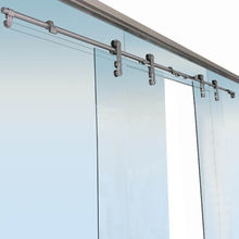 Double Sliding Door System from Taiwan