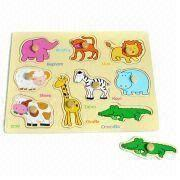 Animal puzzle Yunhe Hellotoy Manufacturing Co. Ltd