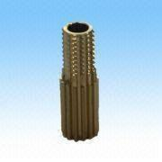 CNC Machining Part, Made of  Brass, Available Various Sizes, RoHS-marked from HLC Metal Parts Ltd