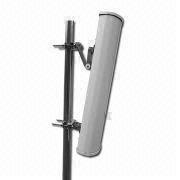 Sector Antenna with 450 to 470MHz Frequency Range and 10dBi Gain