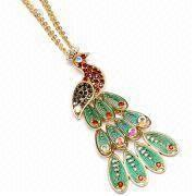 Necklace manufacturers china necklace suppliers global sources hong kong sar pendant necklace aloadofball Images