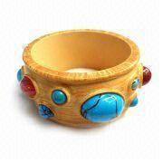 Resin Bangle from China (mainland)
