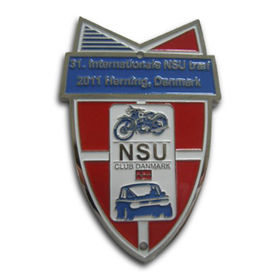 Badge Manufacturer