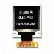 OLED from China (mainland)