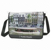 Fashionable Tarpaulin Shoulder Bag Manufacturer