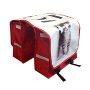 Fashion animal design bicycle bags Manufacturer
