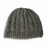 Men's Knitted Hat from Hong Kong SAR