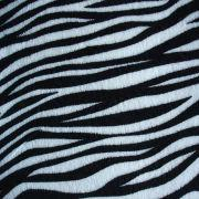 China Zebra Coral Fleece