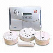 Wireless Fire Alarm System from Taiwan