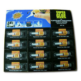 Super Glue from Taiwan