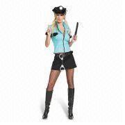 Sexy Police Uniform from Hong Kong SAR