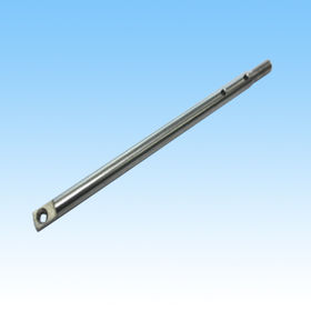 Bolt, Made of Stainless Steel, Process by Punching and Turning with RoHS Directive-compliant from HLC Metal Parts Ltd