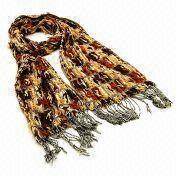 Polyester Scarf from Hong Kong SAR