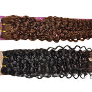 7A Brazilian Virgin human hair weaves 100 gram eac from China (mainland)