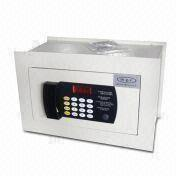 Electronic Wall Safes from China (mainland)