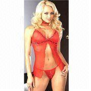 Lingerie/Teddies, OEM and ODM Orders Welcomed, Stretch Suit from Meimei Fashion Garment Co. Ltd
