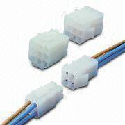 Power Connectors, Temperature Ranging from -25 to +90 Degrees C, Suitable for PC Board from Chyao Shiunn Electronic Industrial Ltd