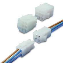 2.00mm/Ø.079-inch Power Connectors with Wire to Wire Connectors and Tin-plated Terminal from Chyao Shiunn Electronic Industrial Ltd