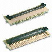FFC/FPC Connectors, 0.50mm/.020