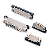 FFC/FPC ZIF SMT Type Connectors