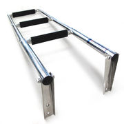 Stainless Steel Folding and Telescopic Boat Ladder from Taiwan