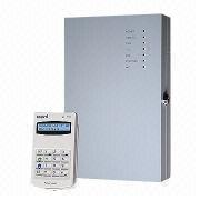 GSM Security Alarm Console with Digital Auto-dialer/Voice/SMS Report Alarm Event and Metal Box