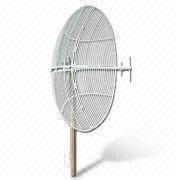 Hong Kong SAR Parabolic Antenna with Vertical Polarization and 100W Maximum Power