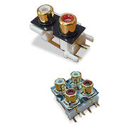 Gold-plated RCA Jacks from Taiwan