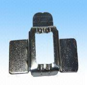 Custom Metal Stamping/Burring from China (mainland)